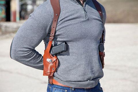 Кобура для пистолета - фото