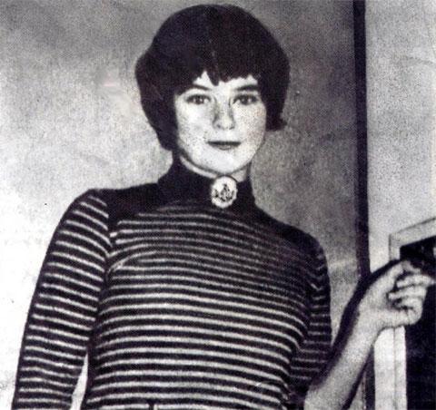 Мэри Белл