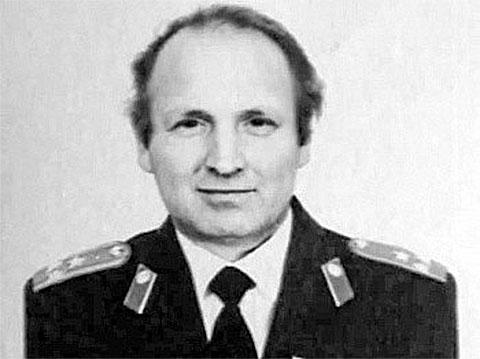 Николай Перевощиков