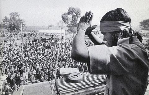 Низшая каста уважала Пхулан Деви
