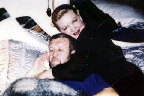 Вячеслав Иваньков и Ирина Ола
