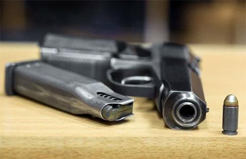 Пистолет Макарова модернизированный фото