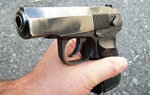 Пистолет Макарова модернизированный - фото