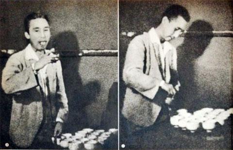 Садамиси Хирасава показывает как травил банковских работников