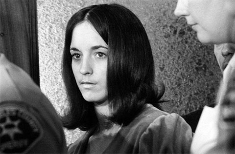 Сьюзан Аткинс - одна из женщин серийных-убийц