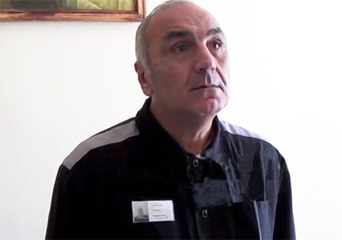 Вор в законе Тариэл Ониани - Таро - 2018 год