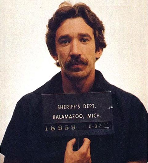 Тим Аллен в тюрьме