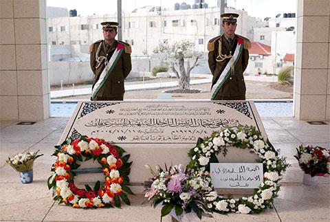 Мавзолей Ясира Арафата