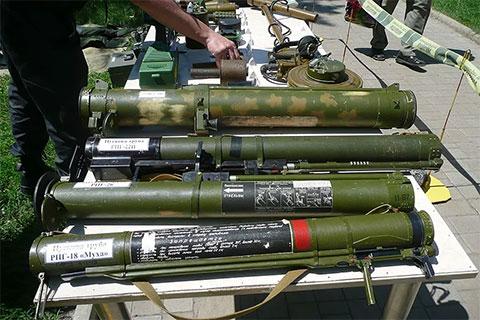 Гранатомет РПГ-18 - Муха
