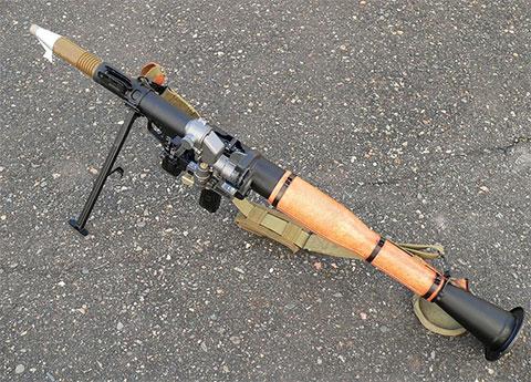Гранатомет РПГ-7 - фото