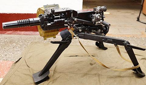 Гранатомет АГС-17 - фото