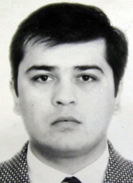 Вор в законе Ботир Рахимов - Батыр Бухарский