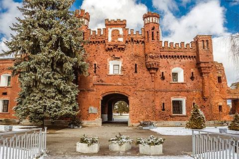 Брестская тюрьма в крепости