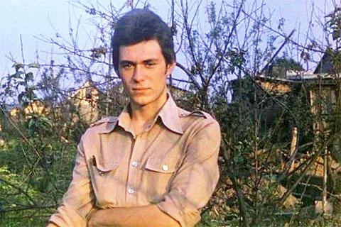 Сергей Доренко в молодости