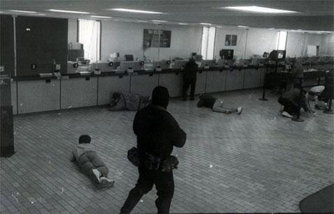 Ограбление Bank of America в Северном Голливуде