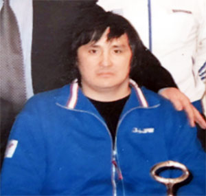 Еркин Избасаров