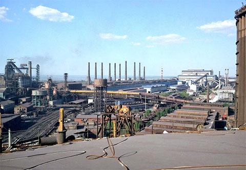 Алчевский металлургический завод
