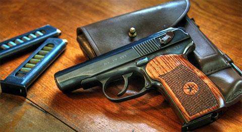 Боевой пистолет ПМ