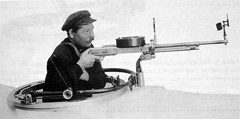 Танковый пулемёт Дегтярева