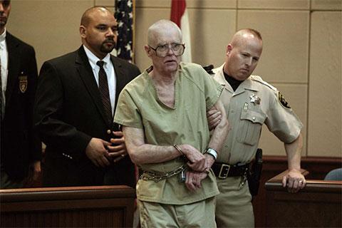 Заключенный смертник в США