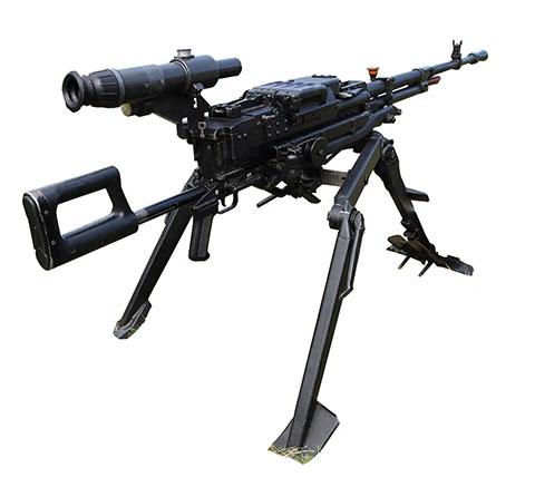 "Крупнокалиберный пулемёт ""Утес"""
