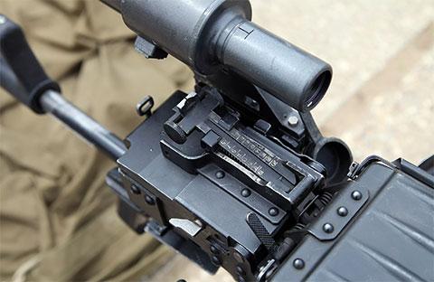 Пулемет НСВТ фото