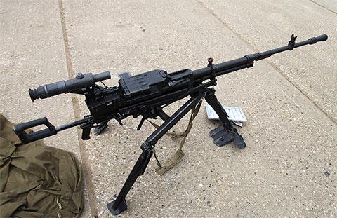 Пулемет Утес - фото