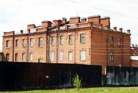 Фото Верхнеуральской тюрьмы
