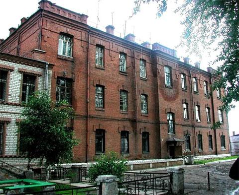 Верхнеуральская тюрьма - фото