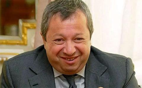 Захар Смушкин
