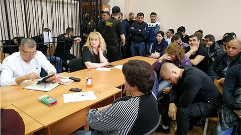 Нижнетагильская банда в суде
