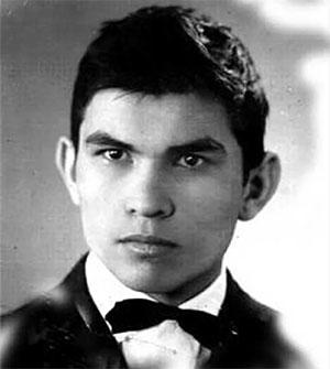 Бари Алибасов в молодости