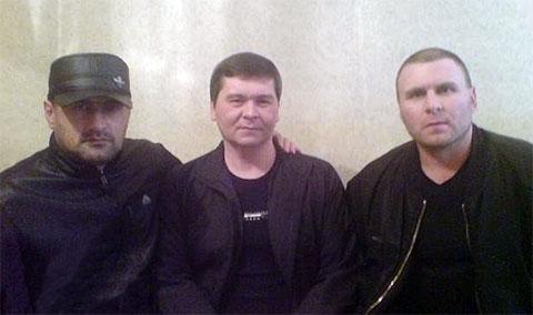 В центре: вор в законе Дамир Тимургалеев - Дамир Уфимский