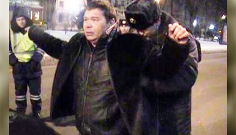 Задержание Дамира Уфимского в 2007 году