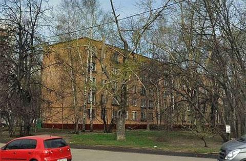 В этом Московском доме на улице Кусковской жила семья Ильгара Джабраилова