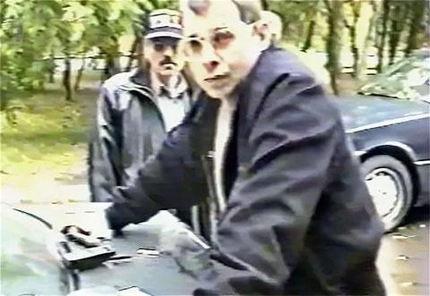 Вор в законе Игорь Новиков - Новик - задержание в 1999 году