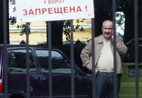 Криминальный авторитет Илгар Джабраилов - Данабаш