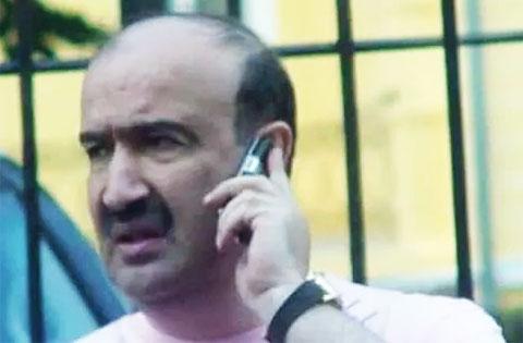 Криминальный авторитет Ильгар Джабраилов - Данабаш