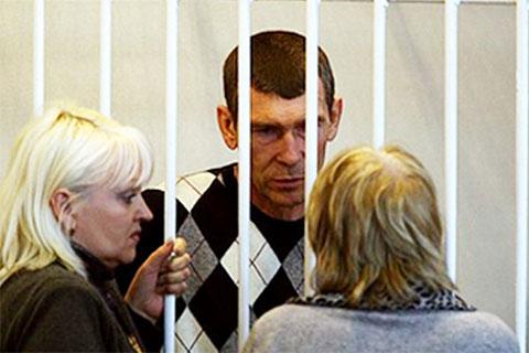 Вор в законе Эдуард Сахнов (Сахно), 13.05.2009, Хабаровский край, Суд