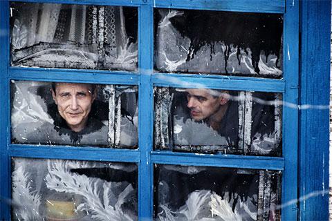 Осужденные на длительные сроки живут не в камерах а бараках