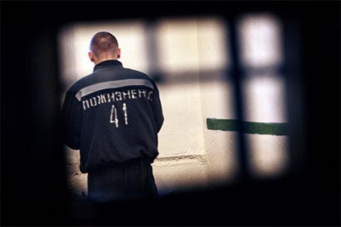 Пожизненно осужденный в камере колонии особого режима №56