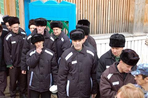 """Заключенные """"Черного беркута"""", осужденные на длительные сроки (Фото: Виктор Вахрушев)"""