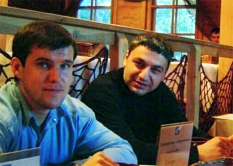 Справа: вор в законе Юсиф Алиев - Юська Шамхорский