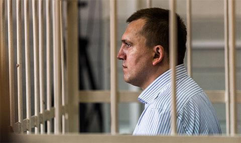 Анатолий Радченко в суде Новосибирска