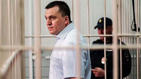 Киллеру Анатолию Радченко снизили срок заключения