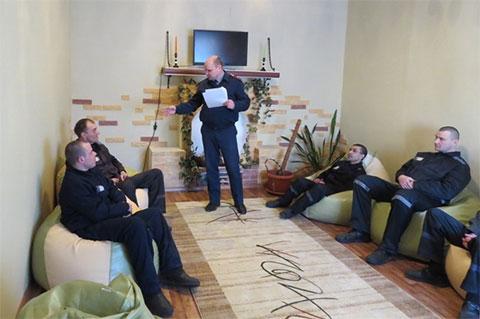 Комната для работы с психологом в Торбеевском централе