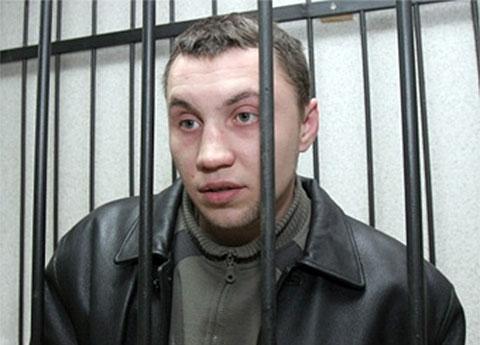 Дмитрий Балакин в суде