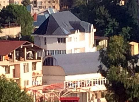 Дом Тенгиза Думоева в Сочи