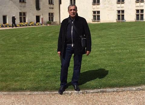 Вор в законе Тенгиз Думоев - Гочо во Франции