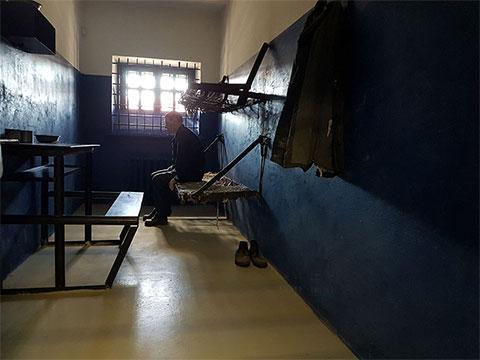 Двухместная камера Тобольского централа